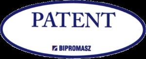 Bipromasz otrzymał patent