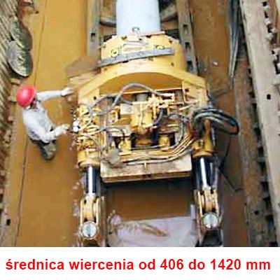 Hydrauliczne wiertnice poziome HWP-80, HWP-120, HWP-140