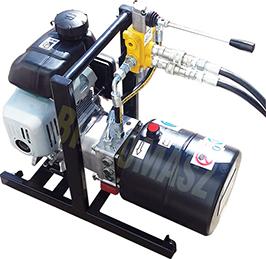 HAS-2 - zalecany agregat hydrauliczny