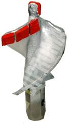 Głowice ślimakowe wzmocnione, typ GSW