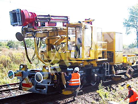 Kafar kolejowy typ KK-2750