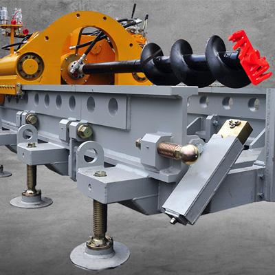 Wiertnica pozioma sterowana WPS-100 firmy Bipromasz