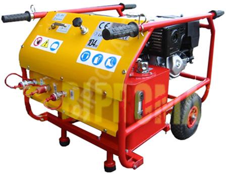 Agregat hydrauliczny typu HAS-9