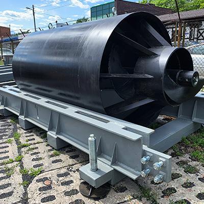 Poszerzacz hydrauliczny firmy Bipromasz