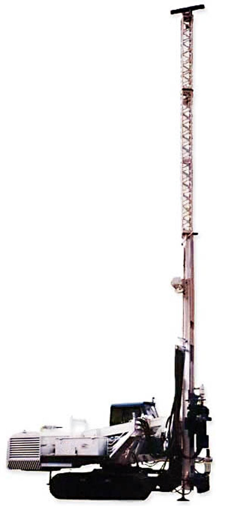 Wiertnica gąsiennicowa typu WGJ-12